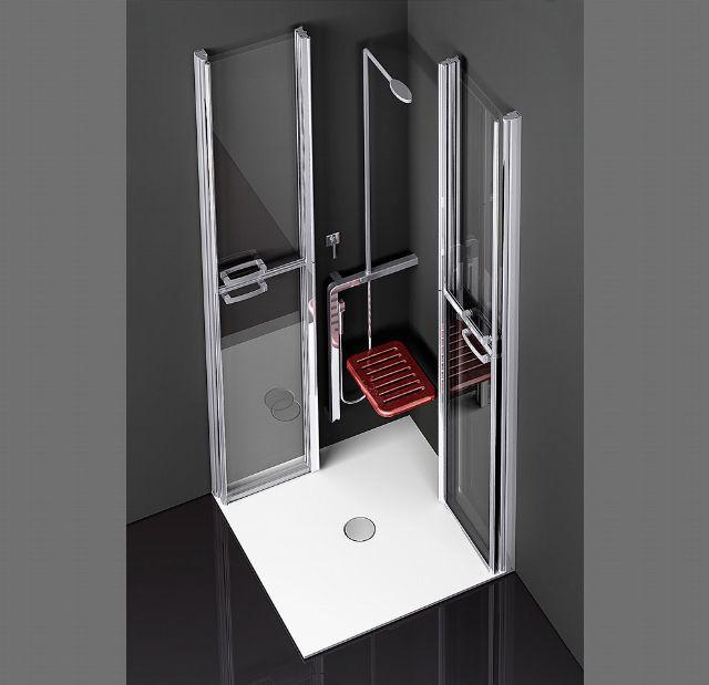 Box doccia disabili tutte le immagini per la - Sostituzione vasca in doccia ...