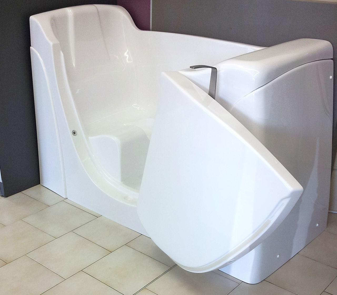 Bagno Per Handicappati Dimensioni: Vasche da bagno per disabili e ...
