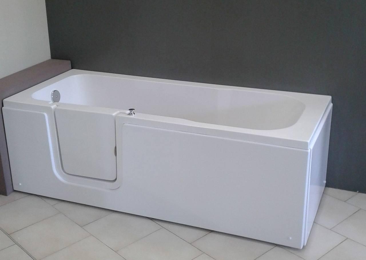 Vasca con sportello milano - Vasca bagno con sportello ...