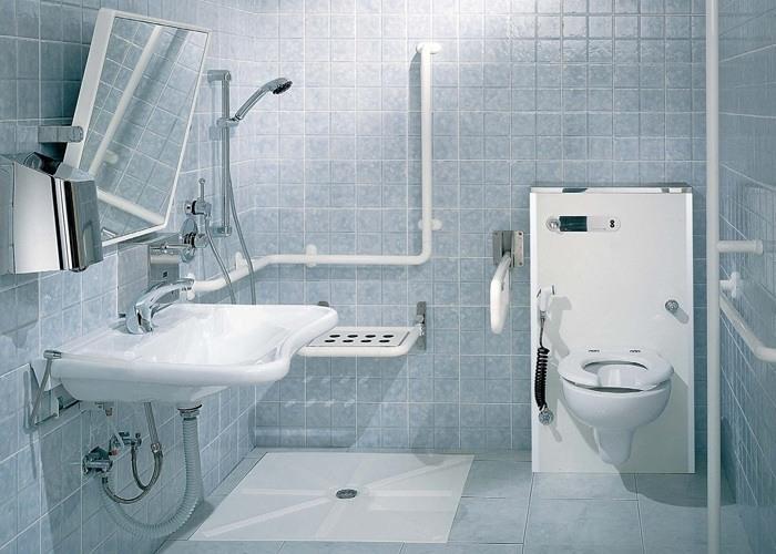 sanitari per anziani e disabili wc bidet integrati