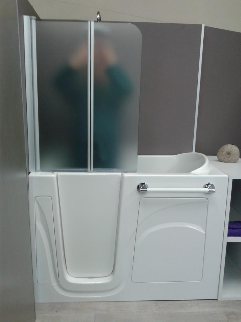 Vasca doccia maratea - Bagno disabili con doccia ...